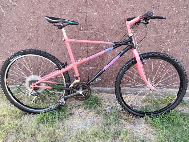 Горный красивый,женский велосипед Bianchi колёса 26 ГАРАНТИЯ!!