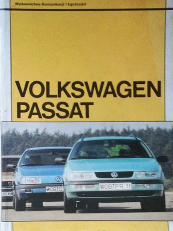 Volkswagen Passat książka