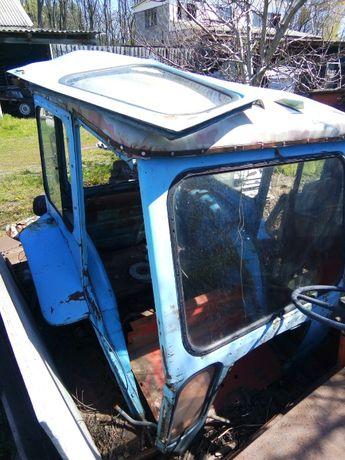 кабина мтз-50 с капотом и мордой