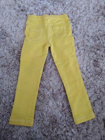 Spodnie dziewczęce 98/104