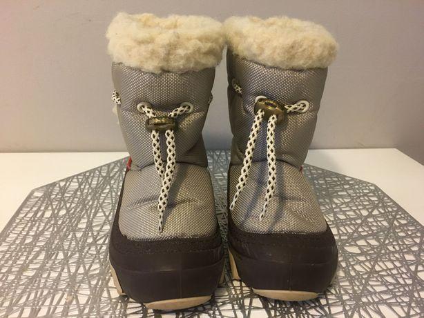 Buty zimowe dziecięce