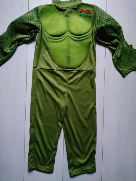 Карнавальний костюм Monsters vs Aliens на 3-4 роки