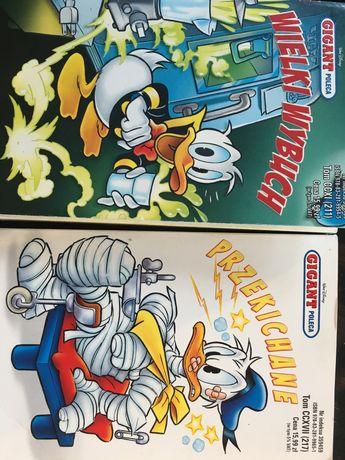 Komiks kaczor Donald sprzedam lub zamienie za inny