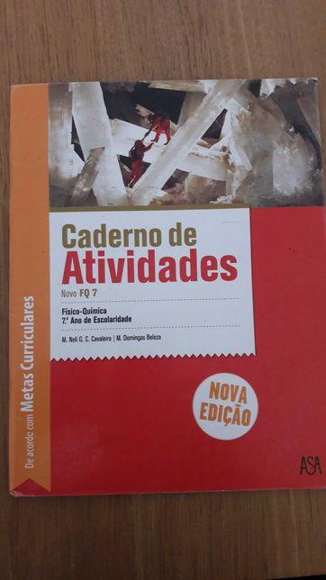 Caderno Atividades 7º Ano