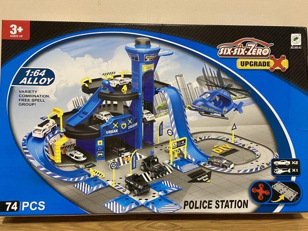 Паркінг-гараж six-six-Zero Police Station
