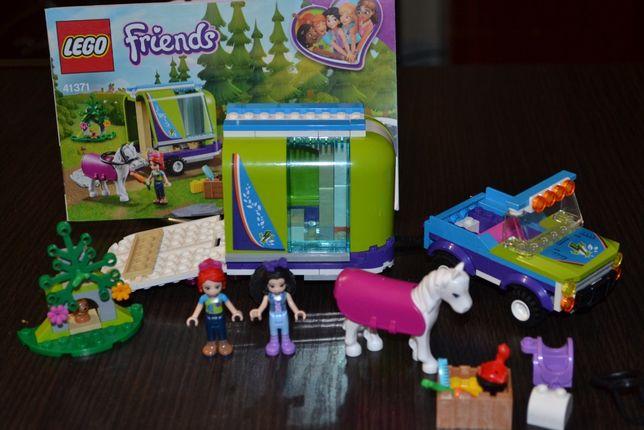 Оригинал Lego Friends 41371 Конструктор Френдс Трейлер для лошадки
