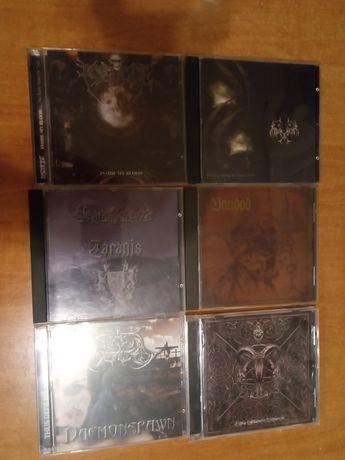 Płyty CD Metal Thrash Death Black itp część 2