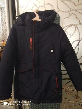 Детская куртка мальчик