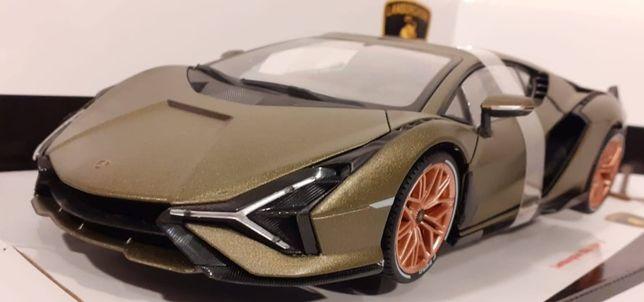 1/18 Lamborghini Sian - Bburago