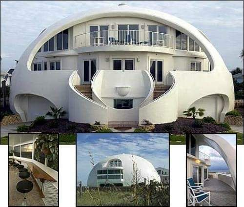 Эко дом-сфера, дача, коттедж. Строительство дома. Комплект для сборки.