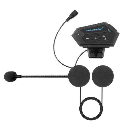 [NOVO]PROMOÇÃO Intercomunicador Bluetooth Universal para Capacete Moto