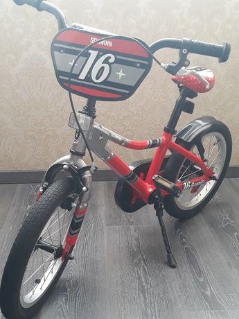 Велосипед алюминиевый gremlin schwinn 16