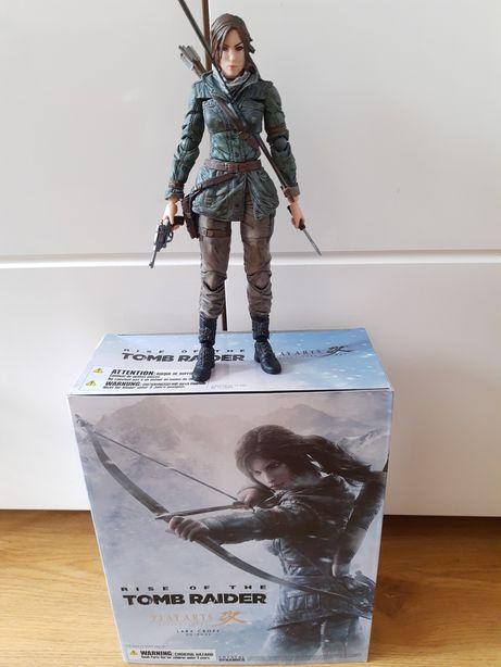 Figurka Tomb Raider Lara Croft Jak Play Arts.