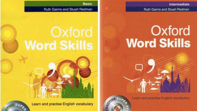 Oxford Word Skills Basic, Intermediate