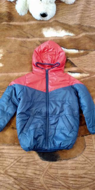 Куртка детская, весна/осень, размер 110