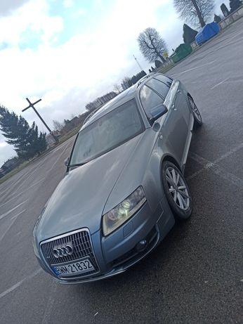 Audi a6 c6 allroad quattro 3.0tdi ZAMIANA