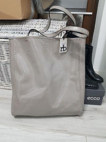 Nowa torebka shopper Rocco Barocco