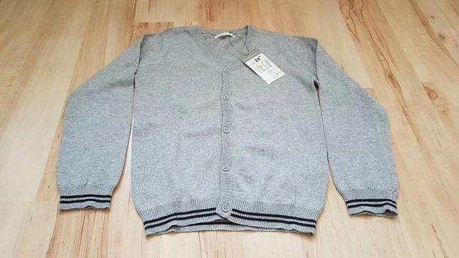 Szary sweterek sinsay 128