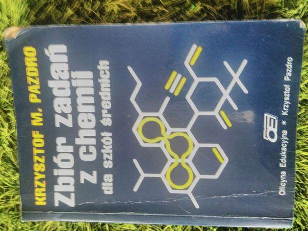 Zbiór zadań z chemii dla szkół srednich