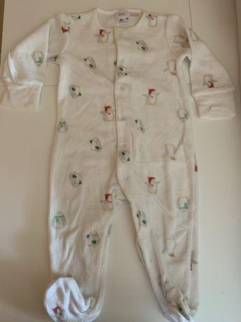 Babygrows veludo Zara baby 6m - 4€ - EXCELENTE ESTADO!