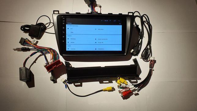 RADIO MAZDA 6 ll Nawigacja Android 9.1 GPS Wi Fi 2008 do 2011 BOSE GW
