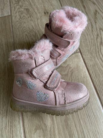 Зимове взуття Clibbe 21р. Для дівчинки