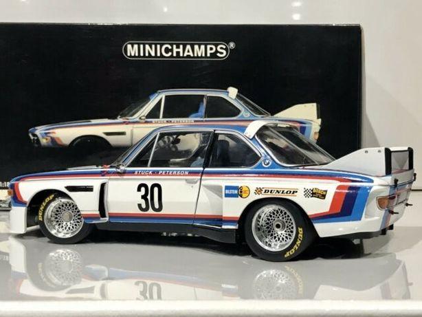 Miniatura BMW Minichamps 1:18