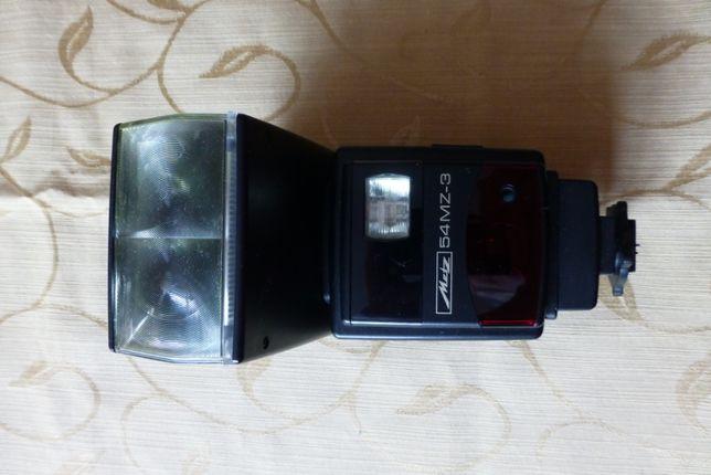 lampa błyskowa METZ 54 MZ3 dla NIKONa