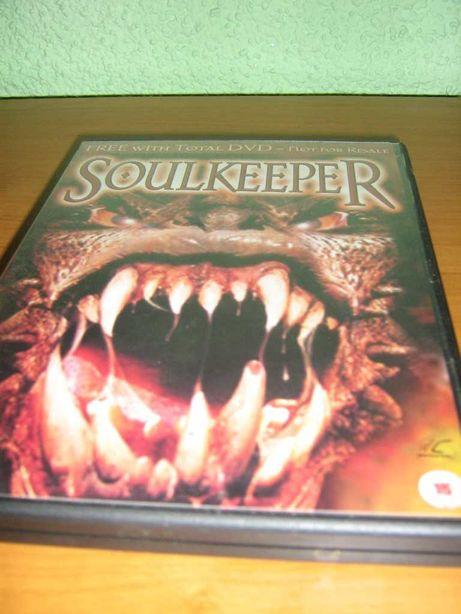 """Film DVD """"SOULKEEPER"""" Strażnik dusz - horror, wersja angielska"""