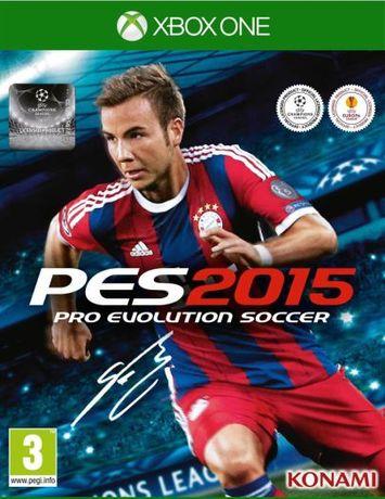 Gra Pro Evolution Soccer 2015 XONE - używana