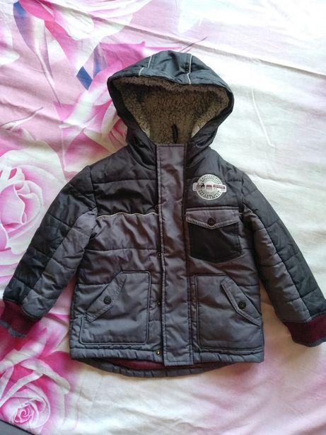 Деми куртка,ветровка Tu 2-3 года 92-98 см