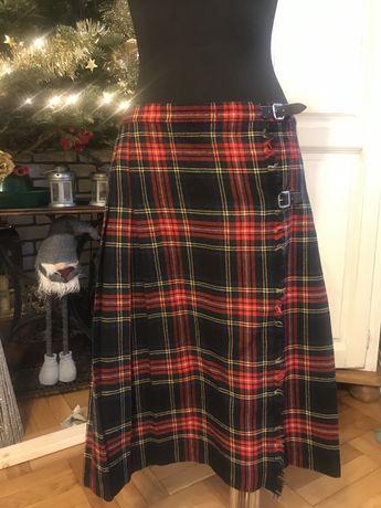 Spódnica kratka plisowana