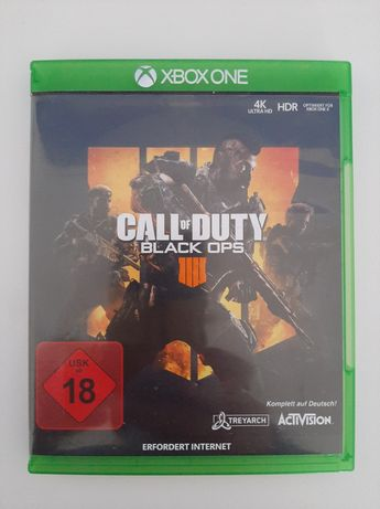 Call of duty  4 xbox one