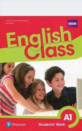 English class, kl. 4. Pomoce