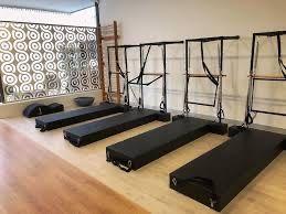 Equipamento de Pilates Wall Unit