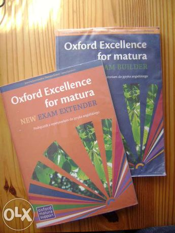 Repetytorium Oxford Excellence for matura (zestaw)