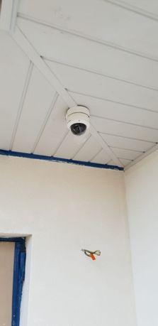 Montaż monitoringu, domofonu, alarmu, automatyki bram, sieci
