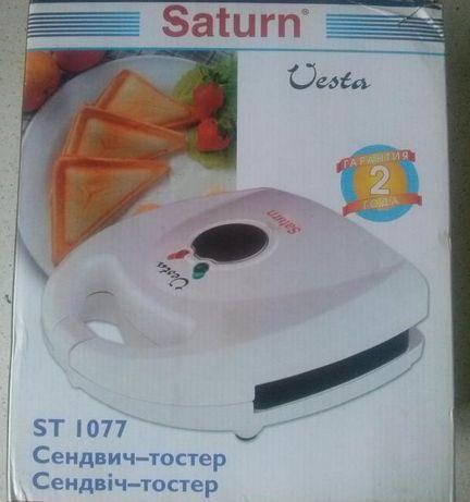 Сэндвич-тостер Saturn ST 1077