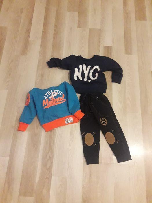 Ubranka dla chłopca Kępno - image 1