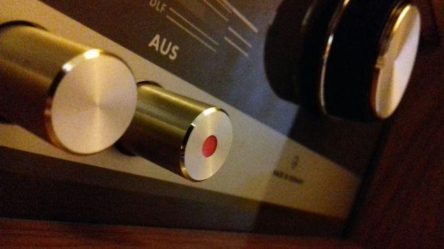 Konsola Radiola Retro amplituner gramofon Grundig Vintage .