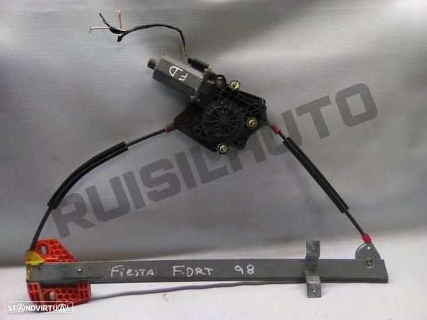Elevador Completo Frente Direito Elétrico Simples Ford Fiesta