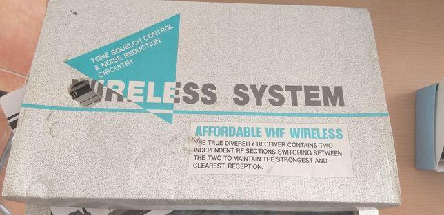 Wireless mono receiver