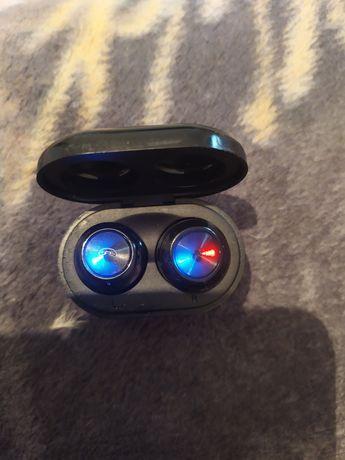 Беспроводные наушники Aspor Air Dods A6 Bluetooth гарнитура с боксом