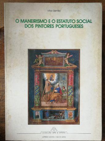 o maneirismo e o estatuto social dos pintores portugueses