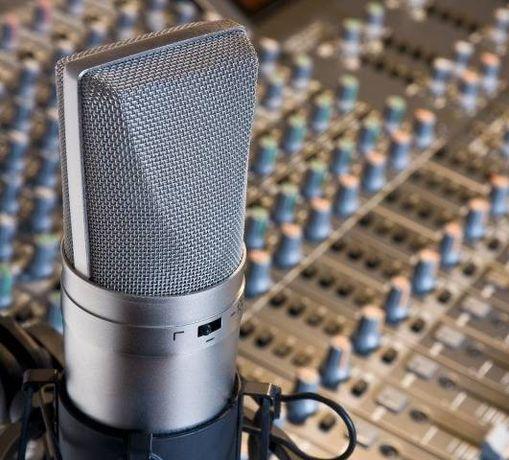 Студія звукозапису,монтаж та зйомка відео