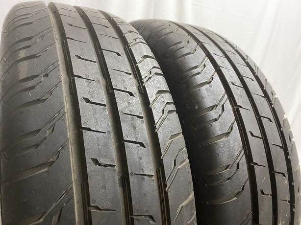 2x 195/65R15 95T Continental ContiVanContact 200 Reinforced 20rok 8mm