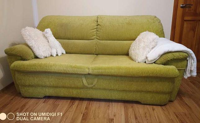 Rozkładane łóżko plus fotel