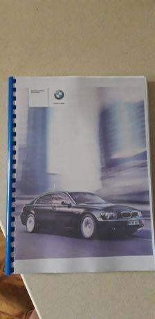 Instrukcja obsługi BMW E65