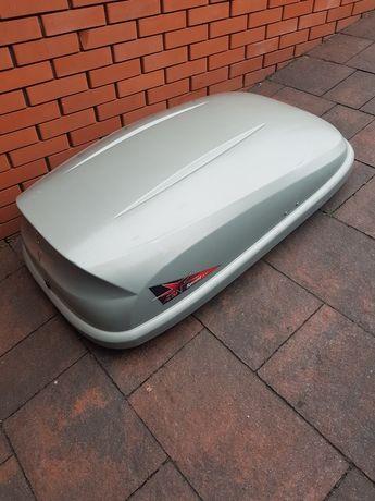 Dox dachowy bagażnik do samochodu