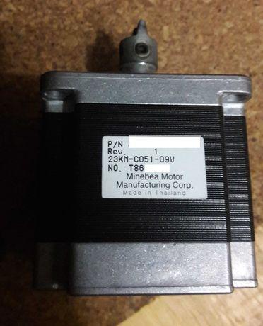 Шаговий двигатель для 3d принтера, ЧПУ CNC 23km-c051-09v Nema23 6-шт.